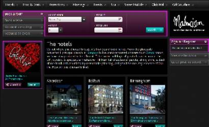 Hotel du Vin and Bistro launches dynamic new website