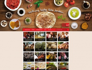 Jordan Tourism Board launches new food website