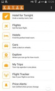 Kayak launches Hotel for Tonight tool with new app