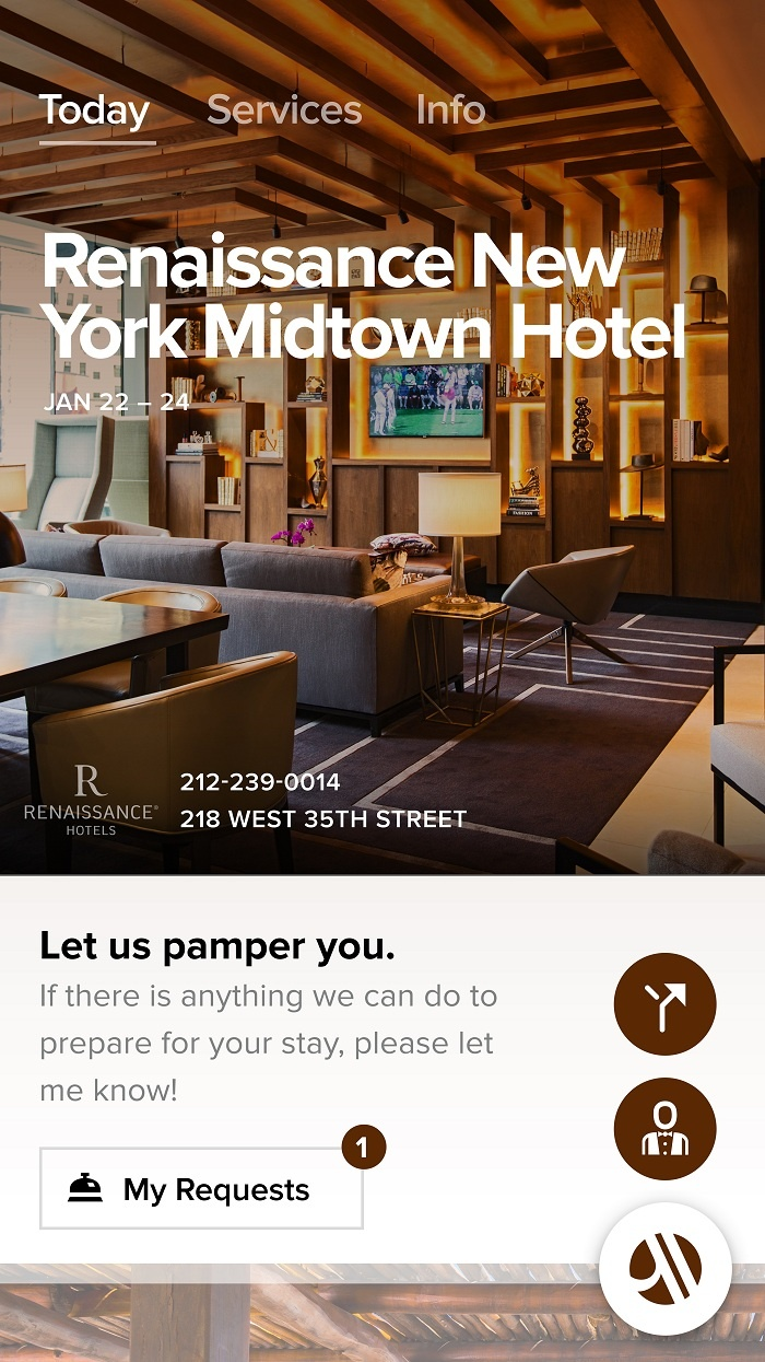 Marriott overhauls mobile app for frequent travellers