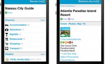 City.Mobi launches mobile city guide ahead of Caribbean Marketplace