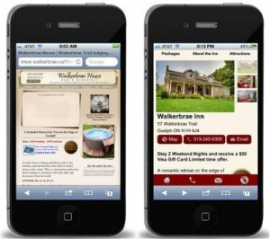 New mobile tool gives an 'Inn' to B&B owners