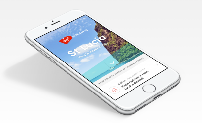 Virgin Holidays launches new app to tech savvy travellers