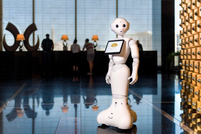 News: Pepper joins team at Mandarin Oriental, Las Vegas