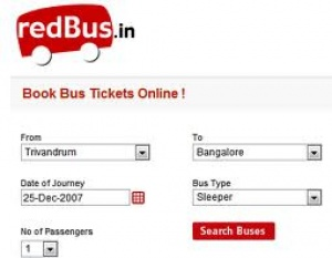 Expedia India links with RedBus for ticketing initiative