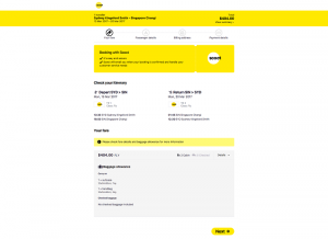 Low-cost carrier Scoot arrives on Skyscanner direct booking platform