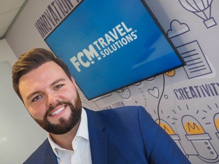 Alboni handed global marketing role with FCM Travel Solutions