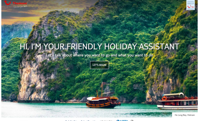 Thomson trials virtual assistant tool for holiday bookings