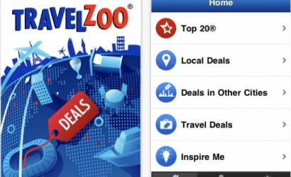Travelzoo mobile users soar