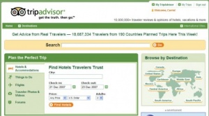 TripAdvisor reaches 75 million travel reviews