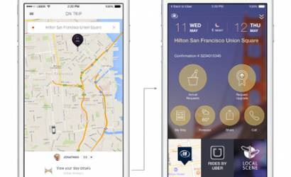 Hilton expands digital partnership with Uber