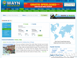 Monthly visits to WAYN.com soar 250% in 2 months