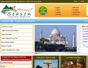 agenciaviajesindia.org launches - An impetus to Indian tourism