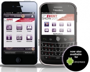AIME 2012 launches smartphone app