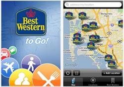 Best Western Introduces iPhone App, Chain's First in Series of Mobile Applications