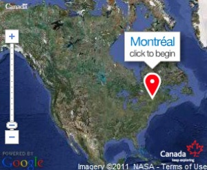 Canada uses Google to encourage tourists off the beaten track