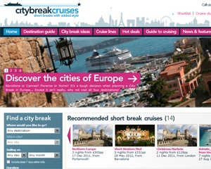 www.CityBreakCruises.co.uk launches