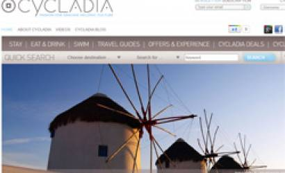 Cycladia launches five new online guides for Greek destinations