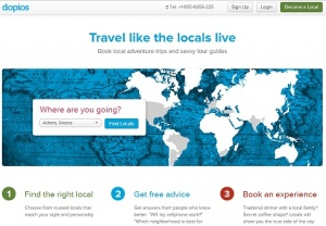 New online travel community launches