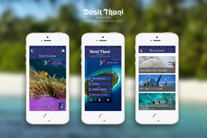 Dusit Thani Maldives unveils in-property mobile app