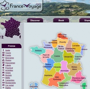 The whole of France in your pocket during your holidays