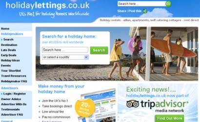 TripAdvisor snaps up holidaylettings.co.uk