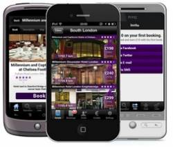 New last-minute hotel booking app launched