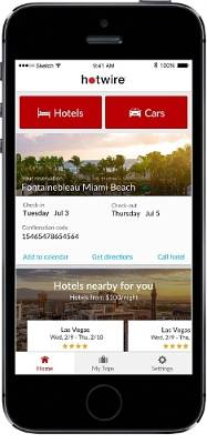 Hotwire.com in mobile focus | News | Breaking Travel News