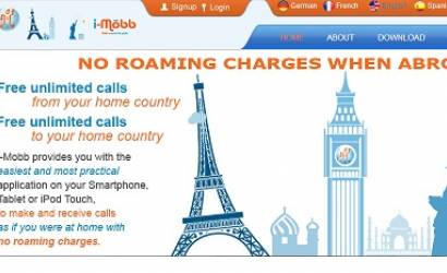 Free roaming app i-Mobb now available to travel agents