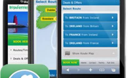Irish Ferries new iPhone App is an industry first