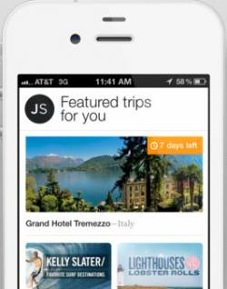 Jetsetter UK debuts on the App Store for iPad, iPhone & iPod touch