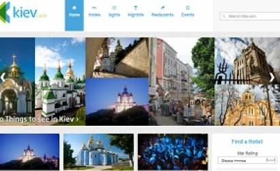Kiev.com launches new travel website