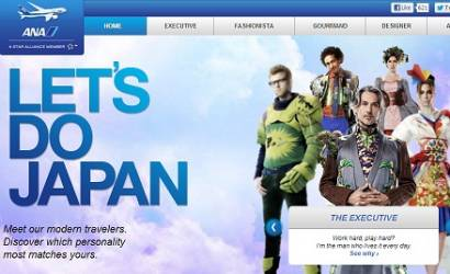 "All Nippon Airways lets travelers ""Do"" Japan with interactive website"