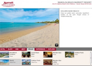 Marriott properties use VFM Leonardo's VBrochure system