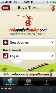 Redspottedhanky.com launches free mobile app