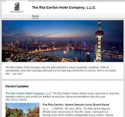 The Ritz-Carlton leads the luxury conversation on LinkedIn