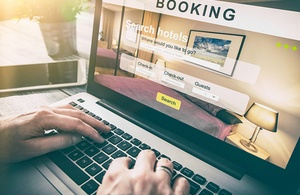 Hotel booking sites told to shape up by Competition & Markets Authority
