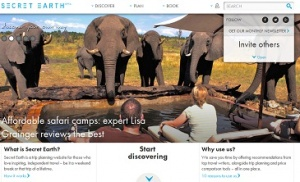 New travel planning site launches for independent travellers