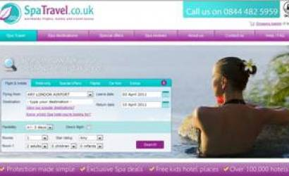 Fortel Group launches www.SpaTravel.co.uk