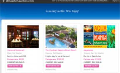 St. Maarten Hospitality & Trade Association launches auction site