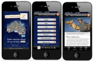 Tourism Australia launches Smartphone App