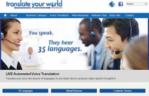 New revolutionary speech translation software for hospitality and tourism Industries