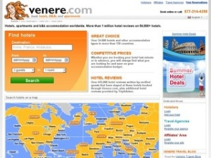 Venere.com launches new mobile offering