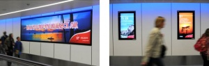 Virgin Holidays announces new digital screens at Gatwick