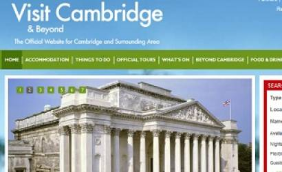 New tourism website promotes Cambridge's versatility