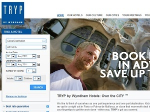 TRYP by Wyndham launches marketing campaign & multilingual website