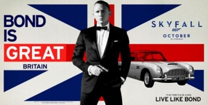 007's great mission to lure more tourists to Britain