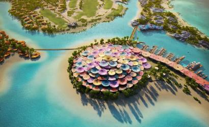 Red Sea Project unveils Coral Bloom concept