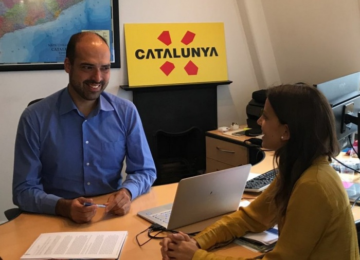 New leadership for Catalan Tourist Board in UK