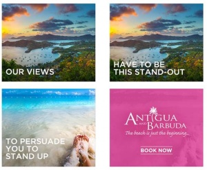 Increase in bookings following latest Antigua & Barbuda tourism campaign